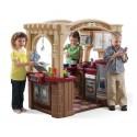 Step2 Duża Kuchnia Dla Dzieci 33 Akcesoria